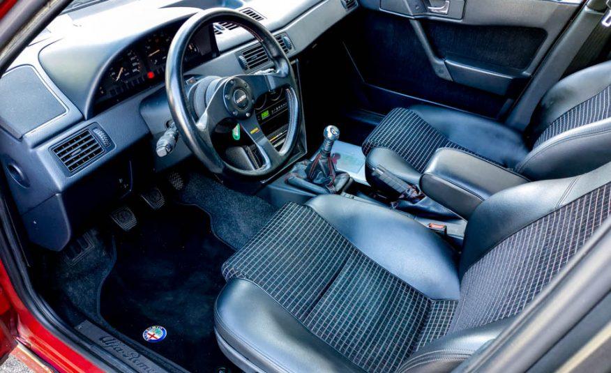 *GERESERVEERD* Alfa Romeo 155 2.0 16V WB 1995