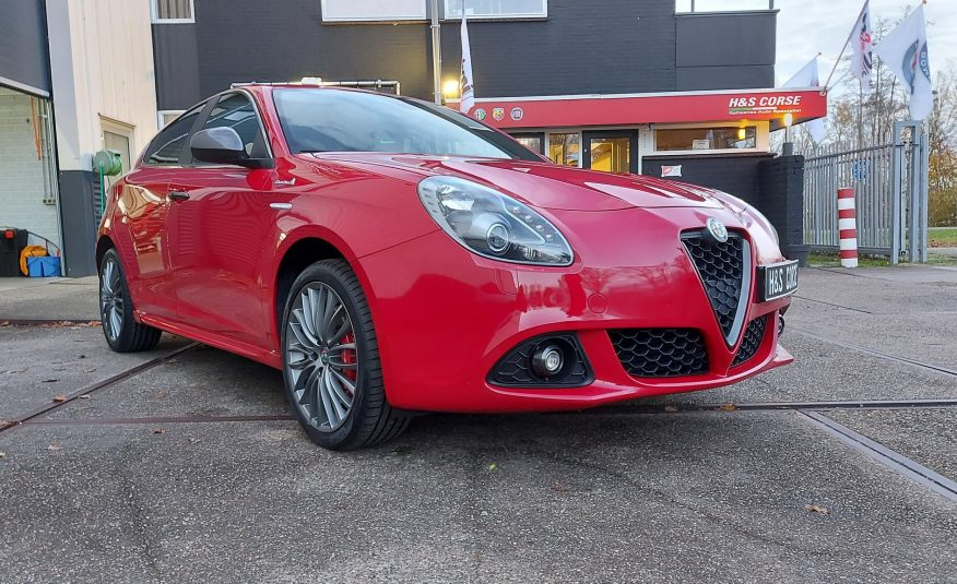 *VERKOCHT* Alfa Romeo Giulietta 1.4 T-JET STAGE 1 H&S Corse 150PK